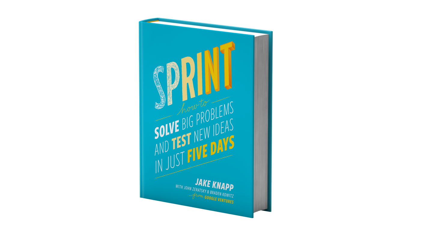 The Sprint Book by Jake Knapp